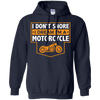 Image of I Don't Snore I Dream I'm A Motorcycle - Snoring Biker Shirt