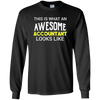 Image of This Is What an Awesome Accountant Looks Like Long Sleeve