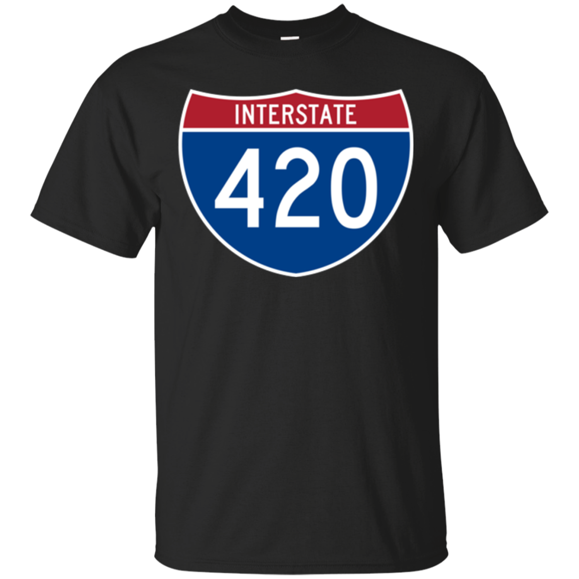 Stoner highway sign Novelty Shirt