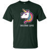 Image of Unicorn Love Cute Unicorn T-Shirt
