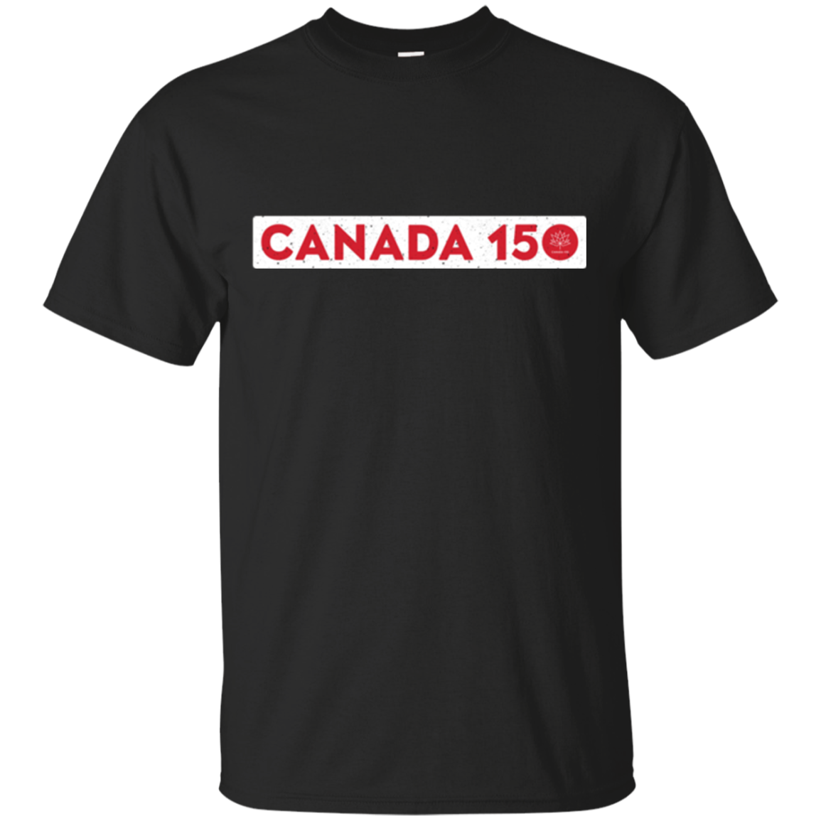 Canada 150th Year Celebration T Shirt