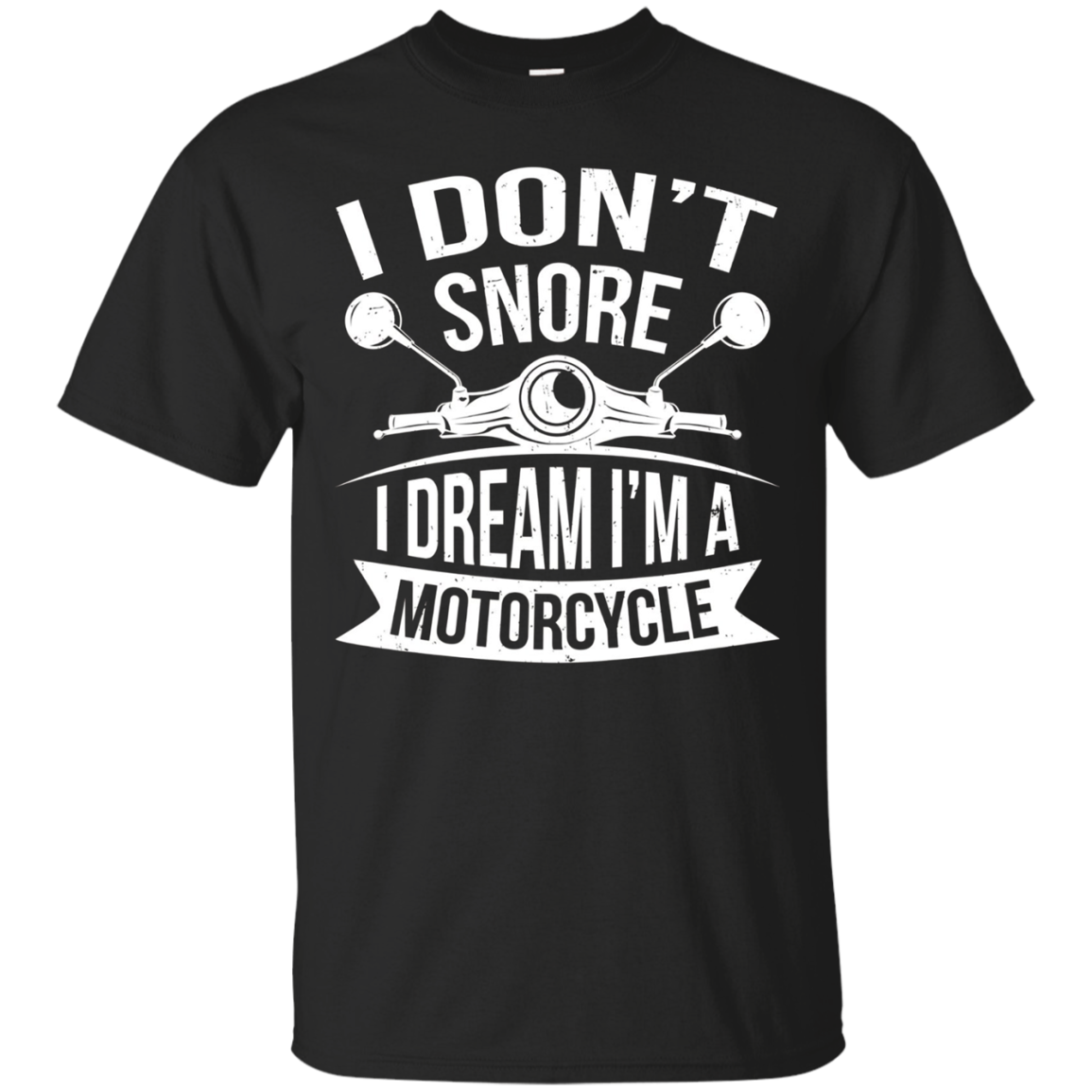 Funny Snoring Cyclist Gifts Clothes T Shirt For Men & Women