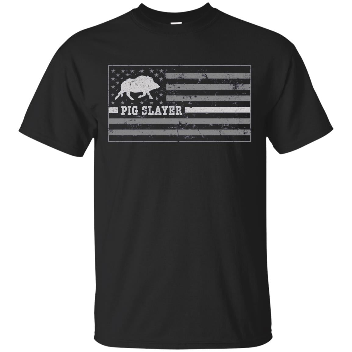 Wild Boar Hunter Pig Slayer Hog Hunting Gear Shirt Javelina