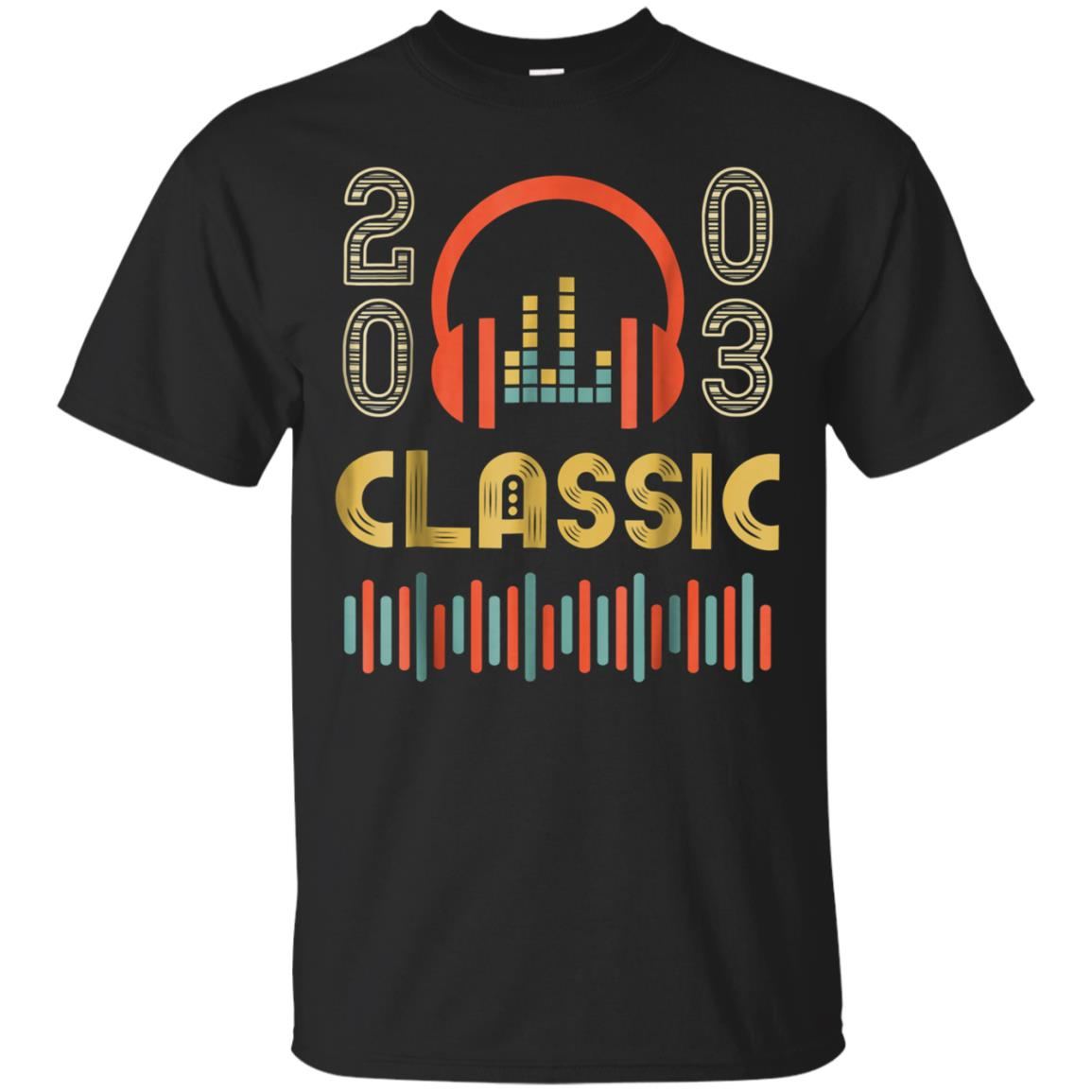 Classic Retro Made In 2003 15th Birthday Gifts 15 year old