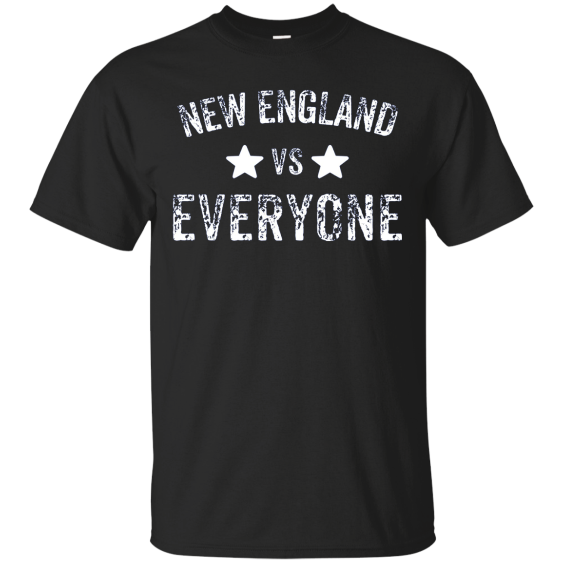 New England VS Everyone - Season Trend T-Shirt Long sleeve