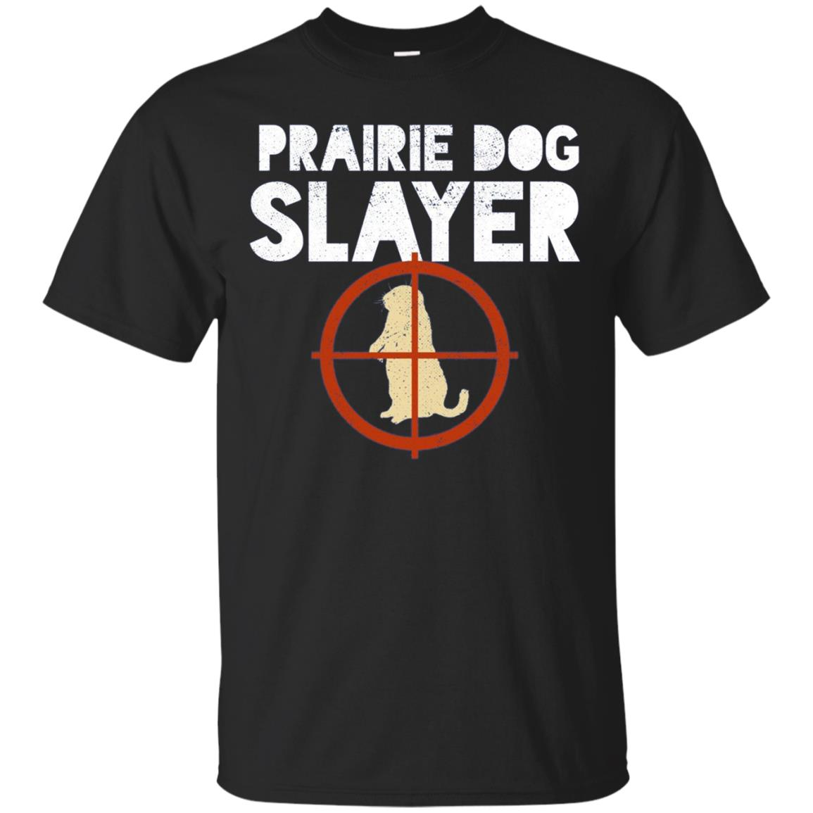 Prairie Dog Slayer Prairie Dog Hunting Long Sleeve Tshirt