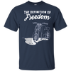 Image of Motorcycle - The Definition Of Freedom Long Sleeve Shirt