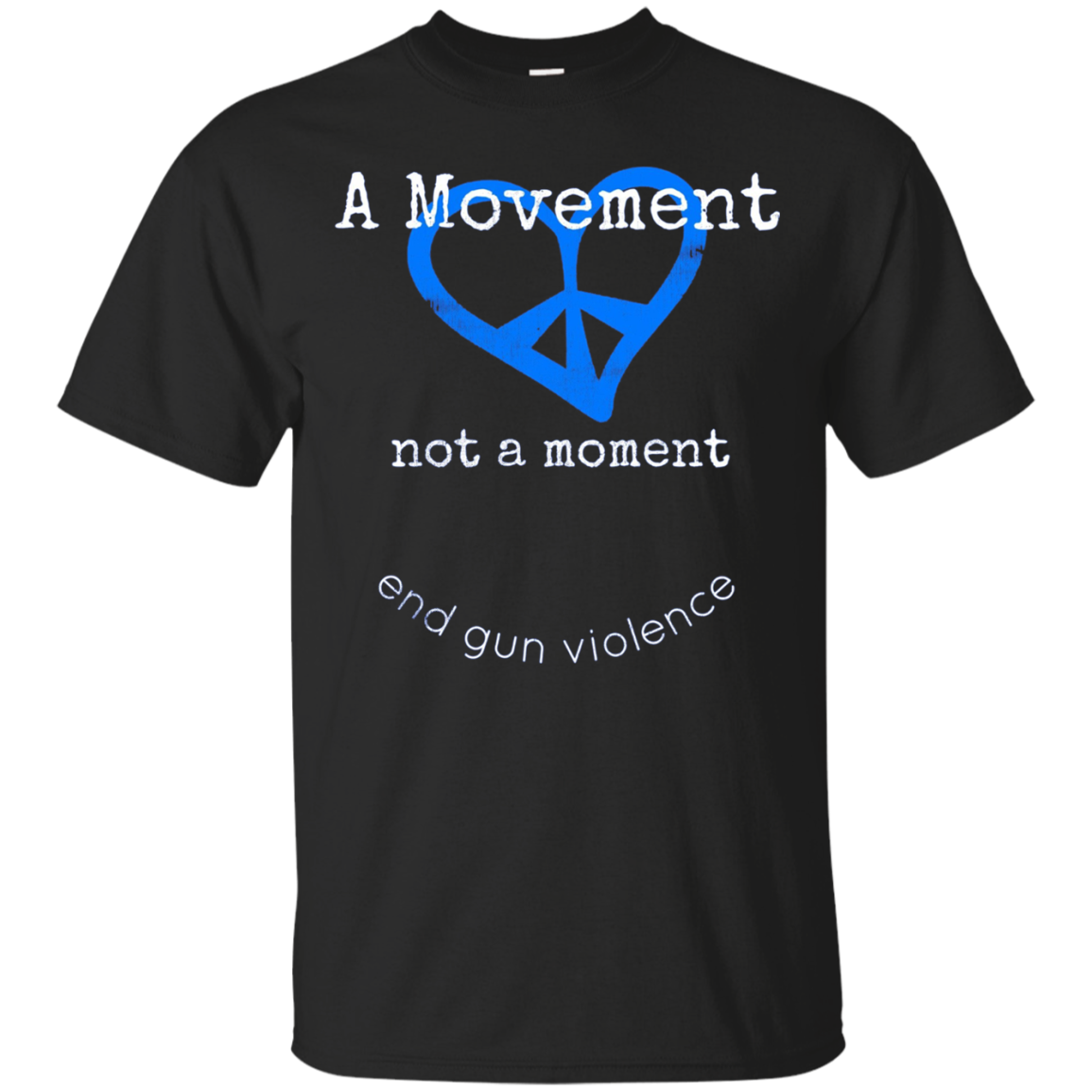 Enough Long Sleeve Shirt 2018 - Movement not a Moment