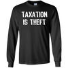 Image of Taxation Is Theft T-Shirt