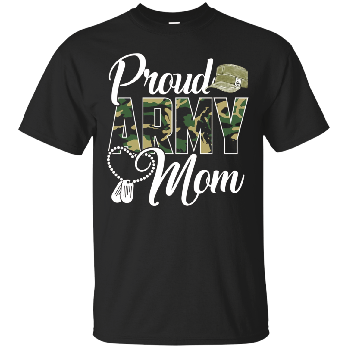 Proud Army Mom Shirt Gift