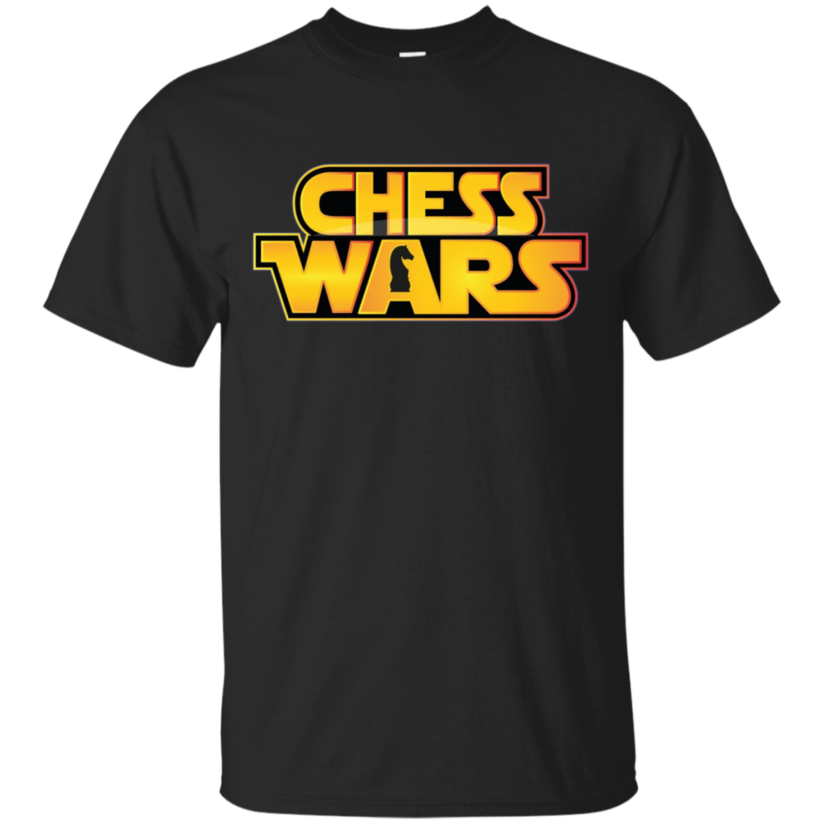 Gift for Chess Player - Chess T Shirt - Chess Wars Knight