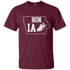 Image of Running Shirt Run Iowa Runners T-Shirt