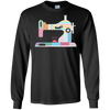 Image of Sewing Machine I Love Quilting Sewing Shirt for Mom Grandma
