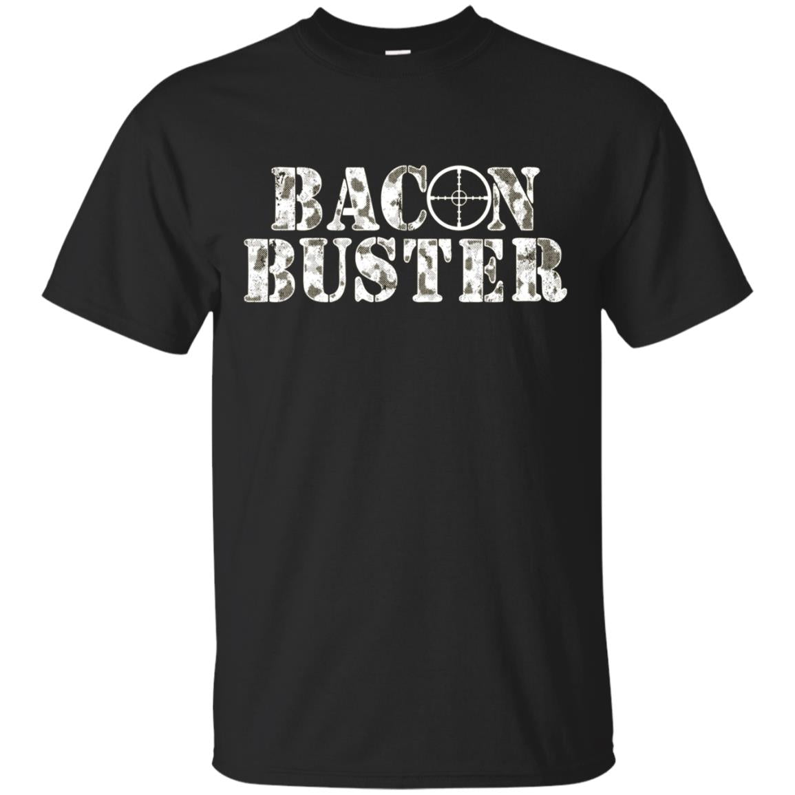 Bacon Buster Hog Hunting Gear Shirt Hog Dog Hunting Shirt