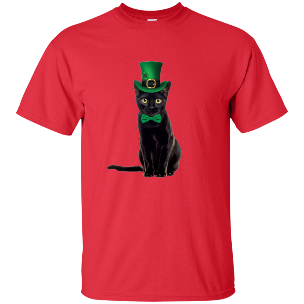 Irish Cat Lovers St Patricks Day Long Sleeve T Shirt