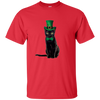 Image of Irish Cat Lovers St Patricks Day Long Sleeve T Shirt