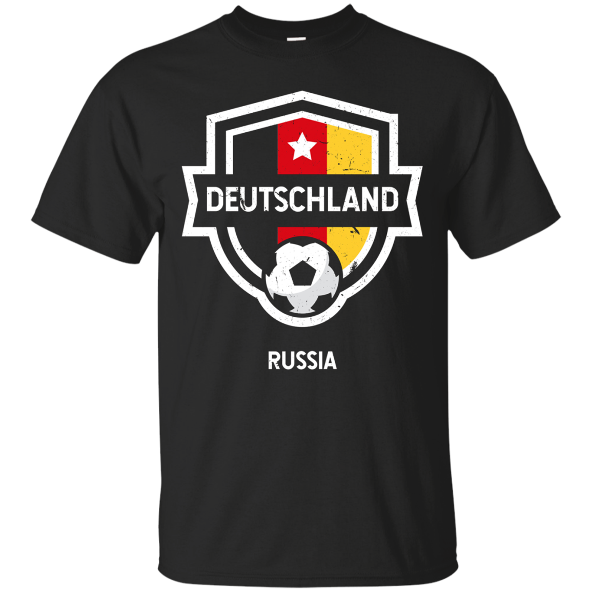Classic Deutschland Football 2018 Team, Russia