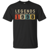 Image of Legends Born In 1998 Birthday Gift 19 Yrs Years Old Awesome