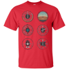 Image of Aviator's 6 Pack Funny Pilot T-Shirt