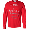 Image of Beats and Rhyme take up most of my time T Shirt