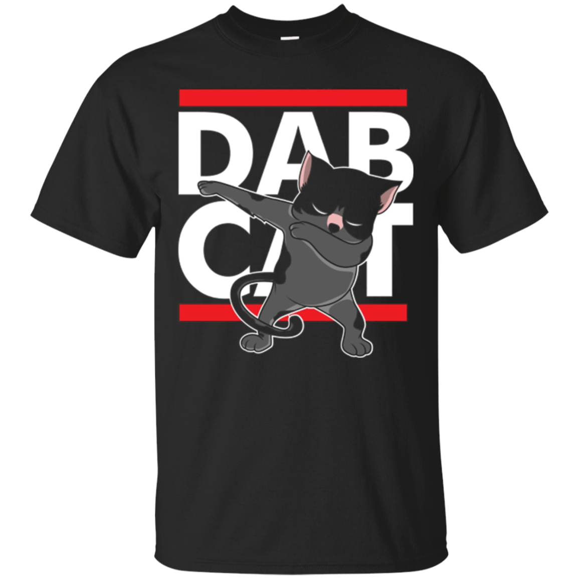 Dabbing Dab Cat Shirt | Dancing Cat T Shirt | Funny Cat Tee