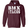 Image of BMX and Tacos Funny Bike BMX T-Shirt