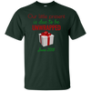Image of Little Present Due Unwrapped June 2018 Christmas T-shirt