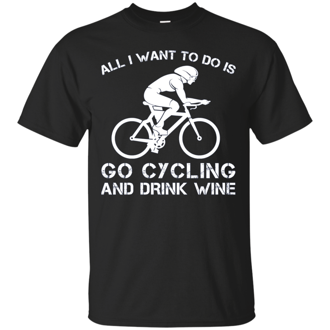 All I Want To Do Is Go Cycling And Drink Beer Long Sleeve