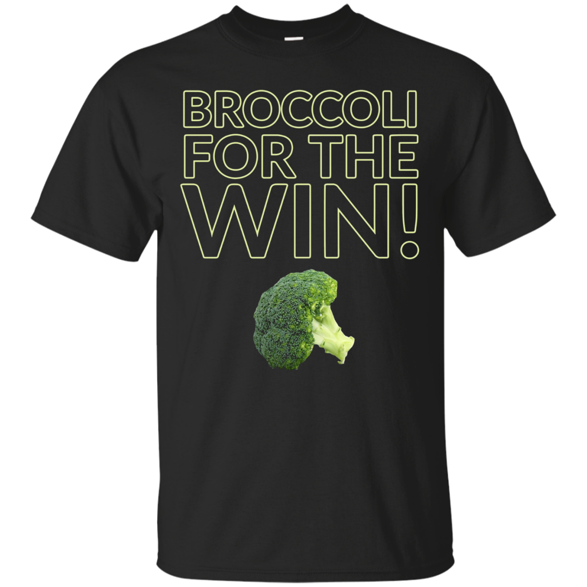 FUNNY Birthday gift for christmas BROCCOLI TSHIRTS