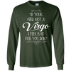 Image of If Your Girl Not A Virgo I Feel Bad For You Son T-Shirt