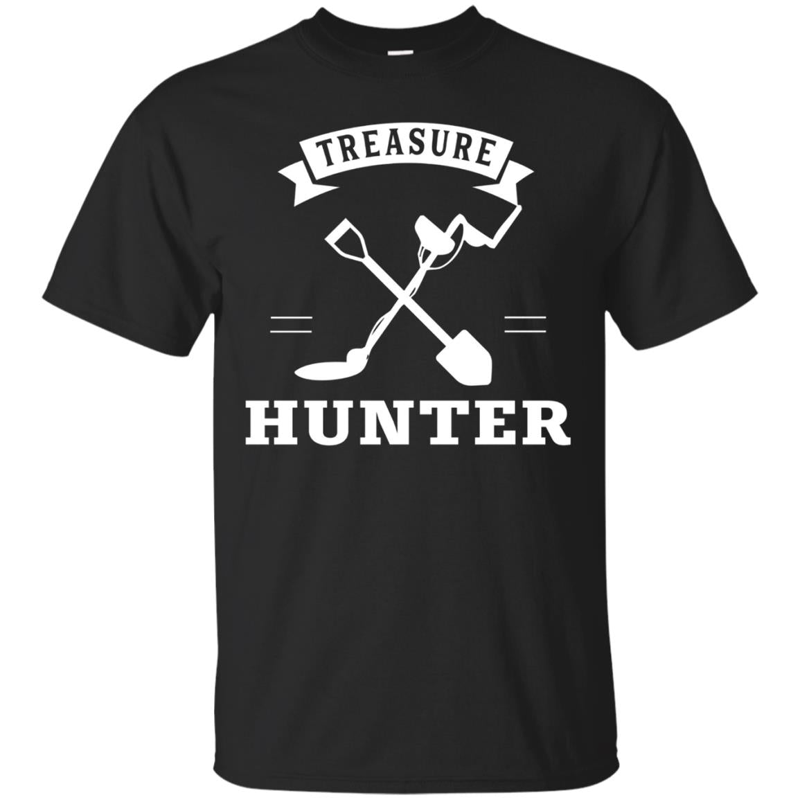 Treasure Hunters Metal Detector Hunting Gear Tracker Shirt