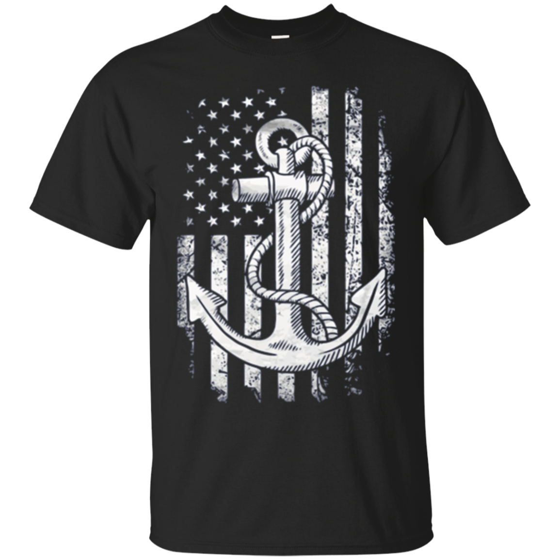 US NAVY FLAG Long Sleeve T Shirt
