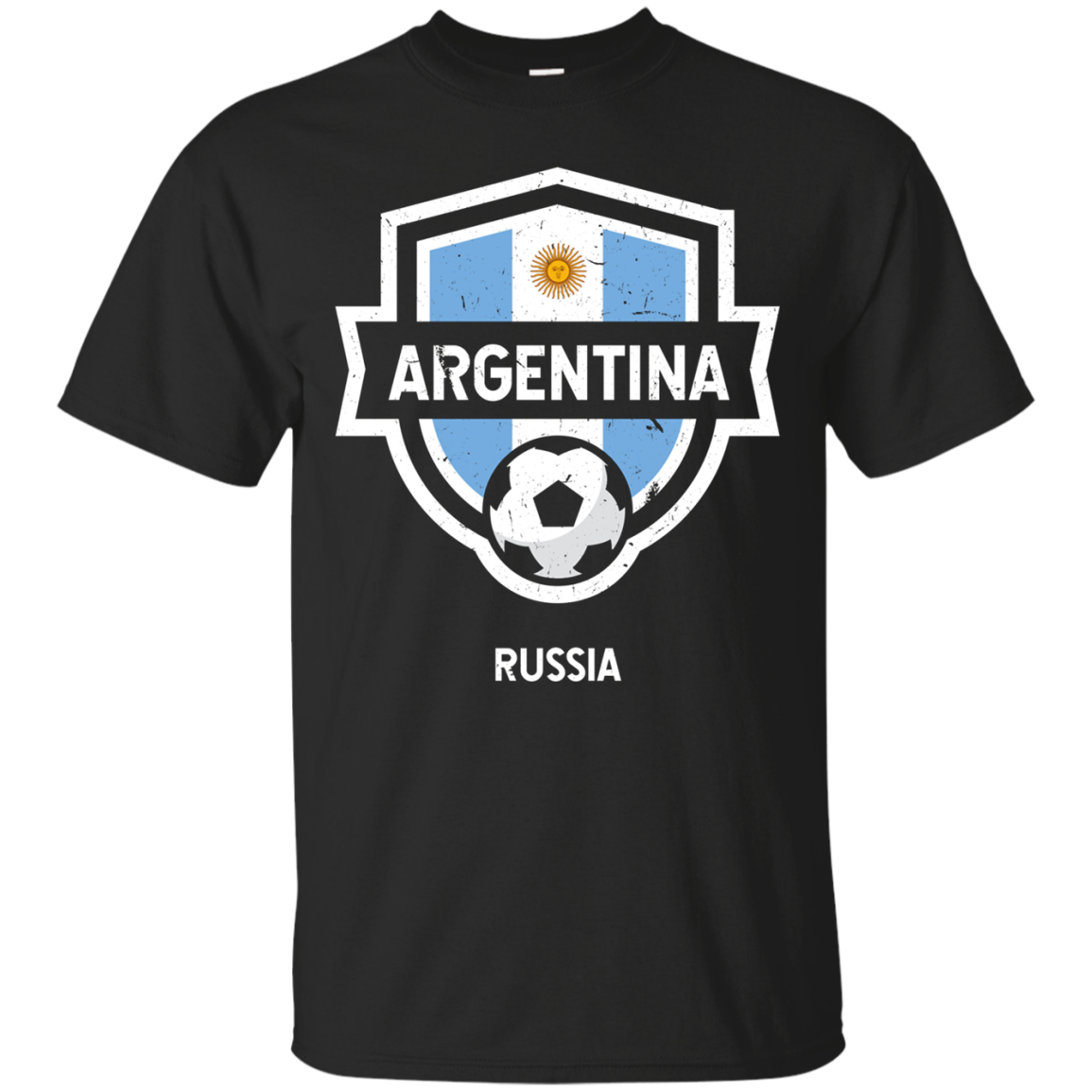 Classic Argentina Football 2018 Team, Russia