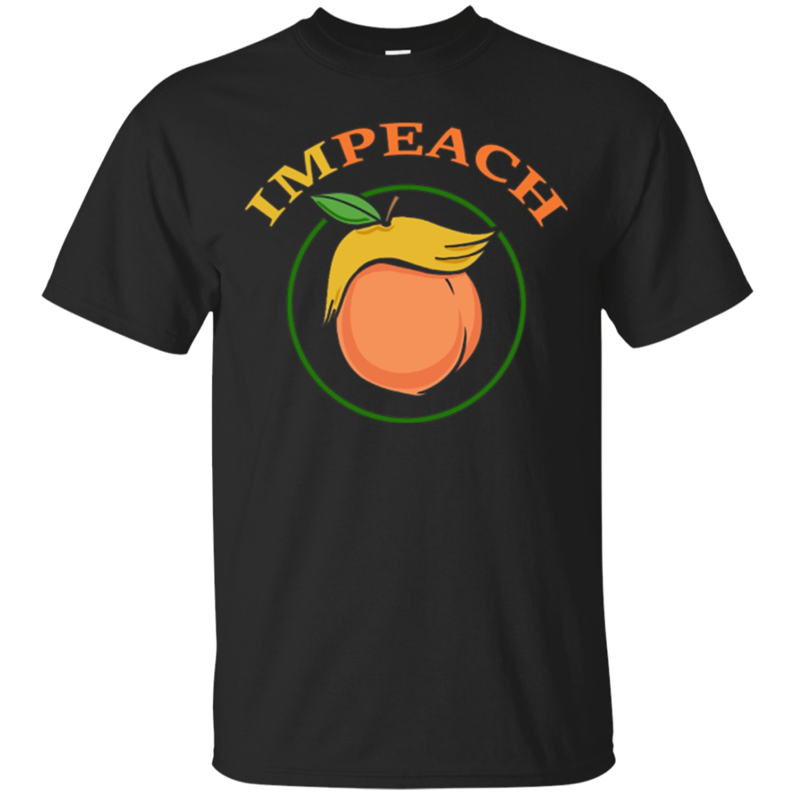 IMPEACH - Trump Hair Peach