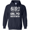 Image of Leo T shirts - I'm A Leo Cool And Sexy T shirts