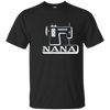 Image of Grandma Sewing Nana Best Sewing Machine T Shirt