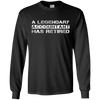 Image of Retired Accountant Bookkeeper Retirement Gift T-shirt