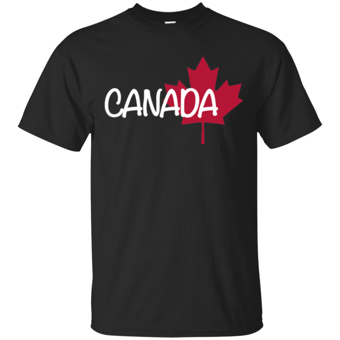 Canada with maple leaf T-Shirt
