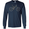 Image of Bicycle Anatomy Cycling T-Shirt