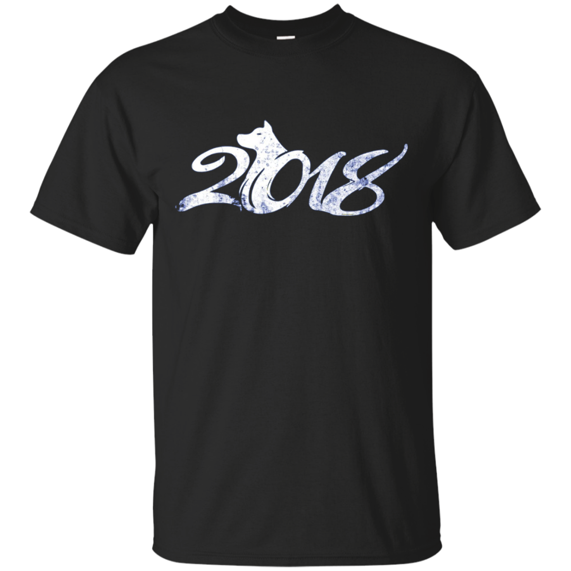 Year of The Dog Chinese Zodiac T-Shirt 06, 18, 70, 82, 94
