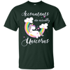 Image of Accountants Are Actually Unicorns Long Sleeve T-Shirt