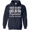 Image of Marrying Super Sexy Psychiatrist Fun Psychiatry Spouse Shirt