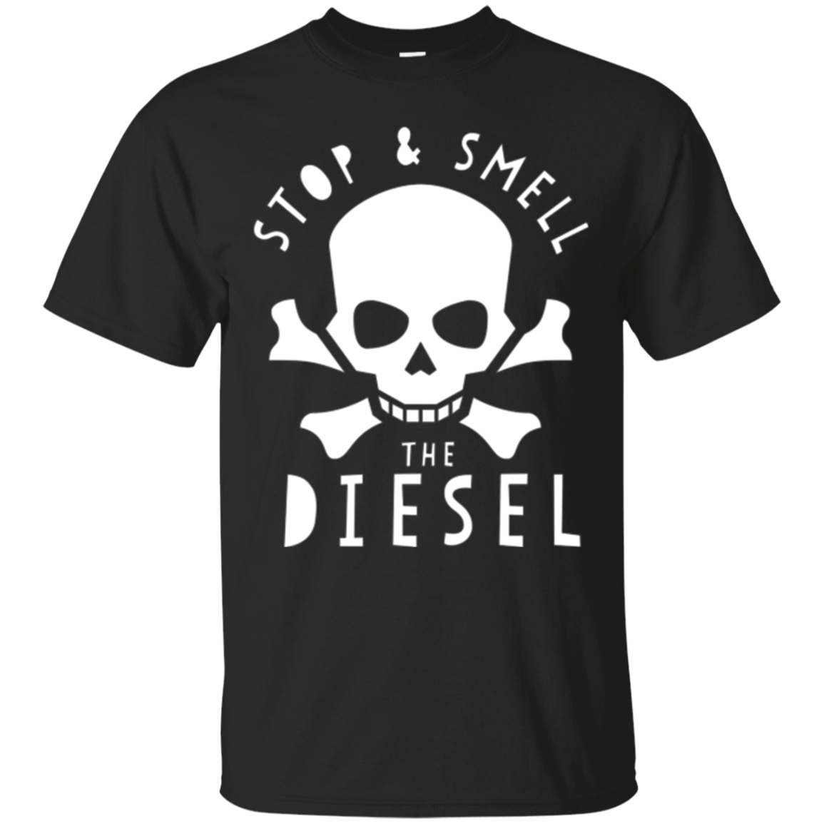 Stop and Smell the Diesel T Shirt