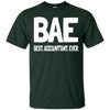 Image of BAE Best Accountant Ever Funny T-shirt