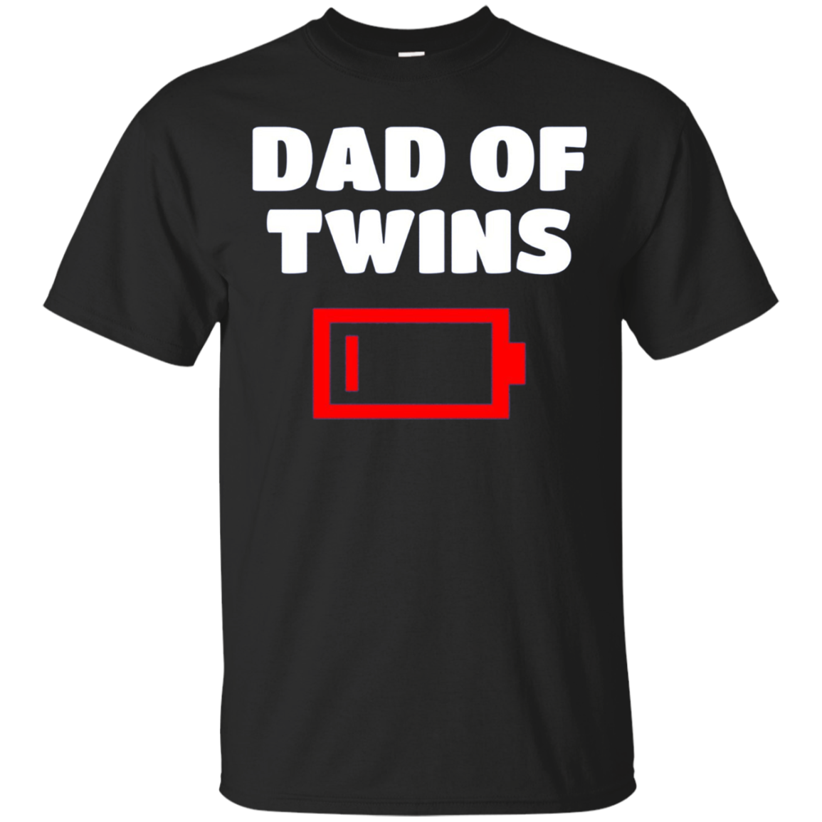 Dad Of Twins Funny Newborn Father Gift Long Sleeve Shirt