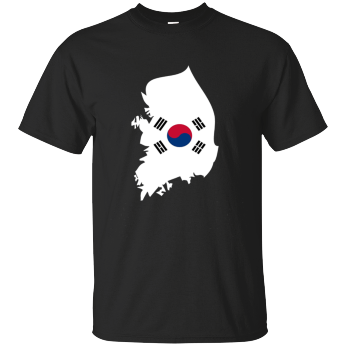 South Korea Shirt