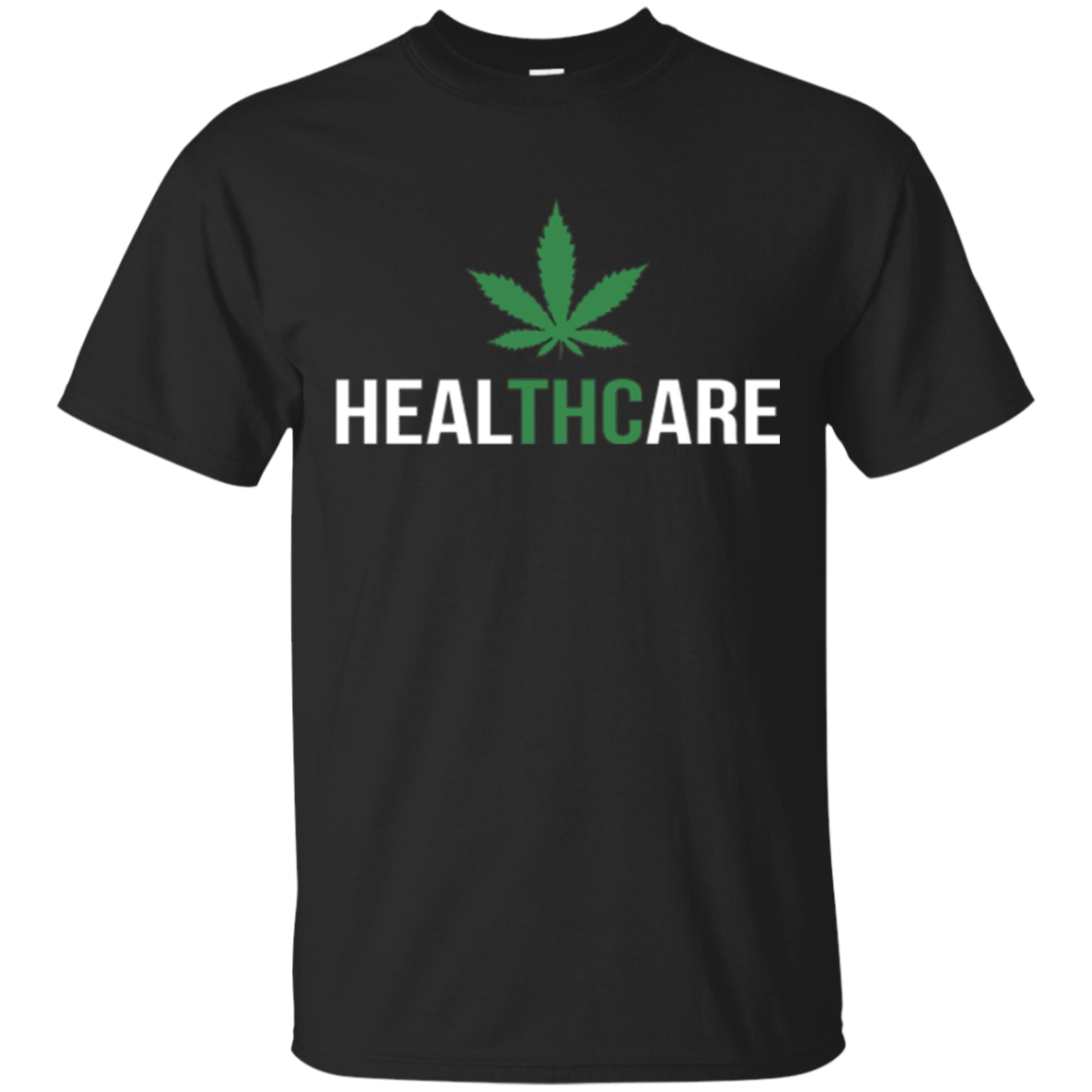 Medical Marijuana Healthcare T-Shirt | THC Canabis Shirt