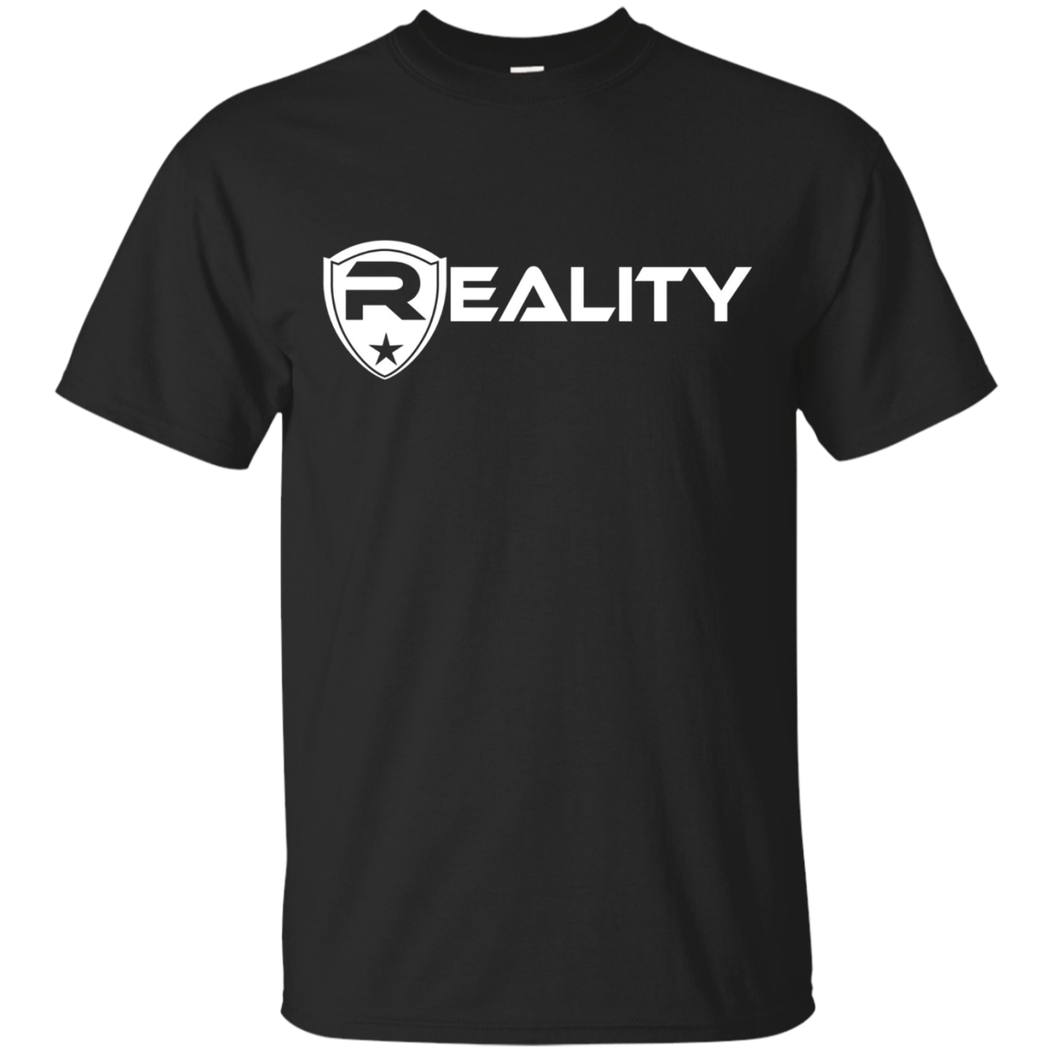 CFR Crossfit Reality Workout T-Shirt, Front and Back