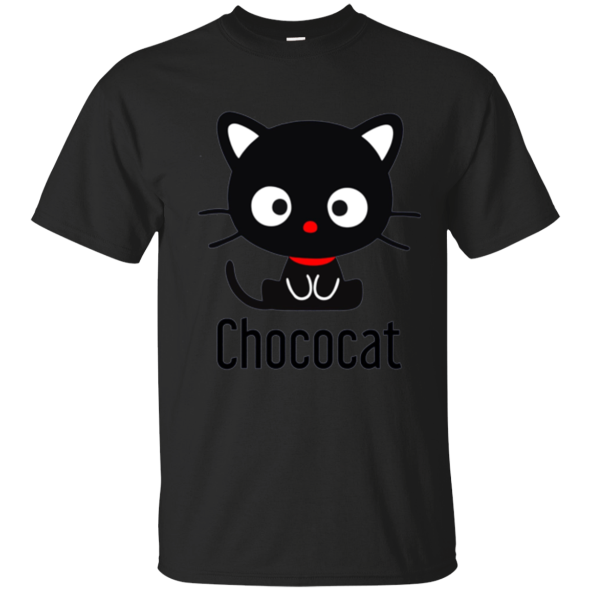 Funny Chococat T Shirt - Special T Shirt For Cat Lovers