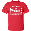 Image of Irish Heritage Shirt Irish Girlfriend Ireland Traditions